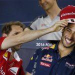 Italijanski mediji: Ricciardo v pripravljenosti v primeru Vettlovega odhoda