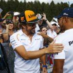 Hamilton: Alonso je bil moj najhujši tekmec
