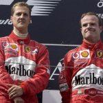 Barrichello: Schumacher je dirkal izključno zase