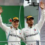 Bottas: Ne želim slabšega moštvenega kolega, želim premagati Hamiltona