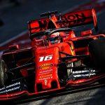 Bo Leclerc v Braziliji preizkusil Ferrarijev motor za sezono 2020?