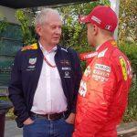 Red Bull apelira na Mercedes naj vloži pritožbo proti Ferrariju