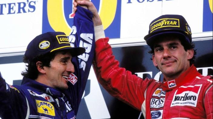 Ayrton Senna: 12 facts thumbnail