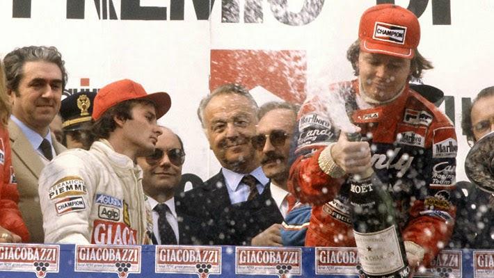 san marino podium 1982