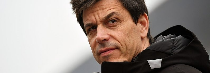 Toto Wolff: Mclaren can beat Mercedes in 2021 thumbnail