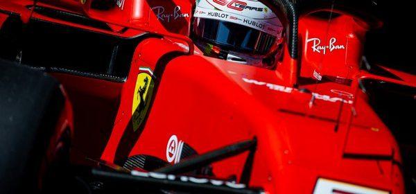 F1 2019: GP Italy - Monza - 1st free training: V Live thumbnail