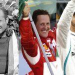 Grosjean: Hamilton je med najboljšimi petimi dirkači v zgodovini F1
