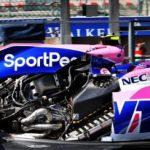Vstopniki za zrak in filtri F1 bolidov