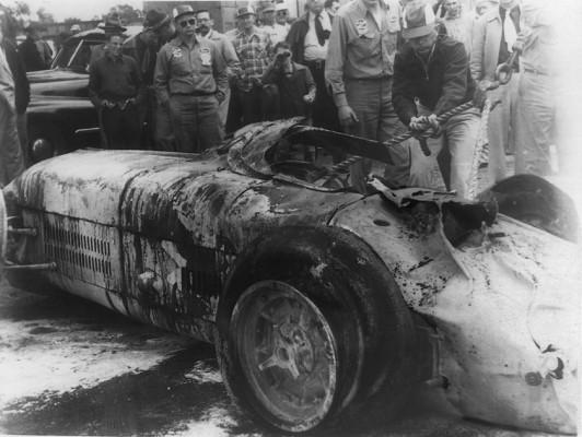 Bill Vukovich-accident-death