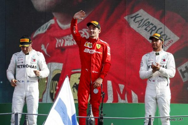 Wolff: Schumacher has great credit for Mercedes' success thumbnail