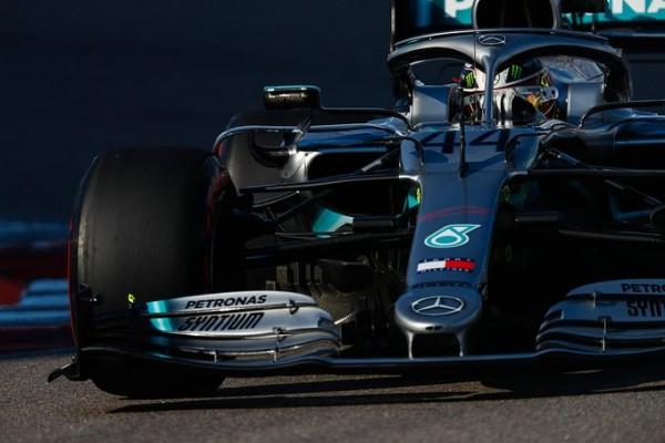 Hamilton tik pred Verstappnom, obeta se hud boj za pole