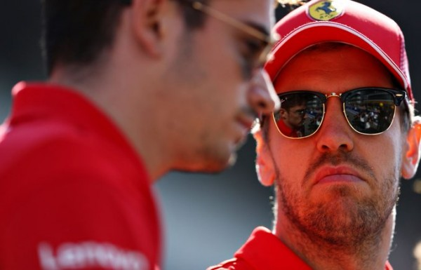 Ferrari: Imamo sanjsko dirkaško zasedbo