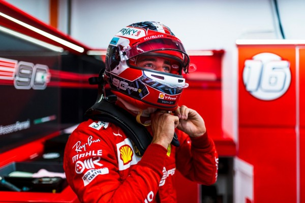 Leclerc: I still have a lot to learn from Vettl thumbnail