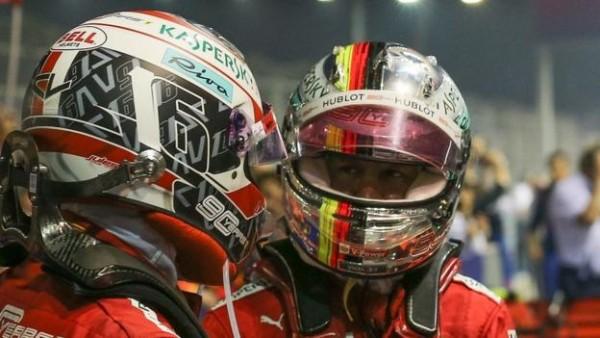 Anketa: Vettel ali Leclerc? Kdo naj bo v sezoni 2020 prvo ime Ferrarija?