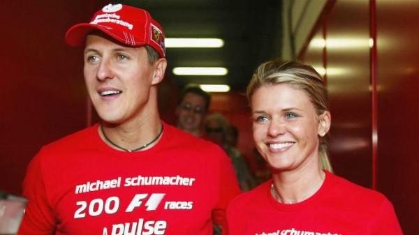 Corinna Schumacher: Michael je zame storil vse