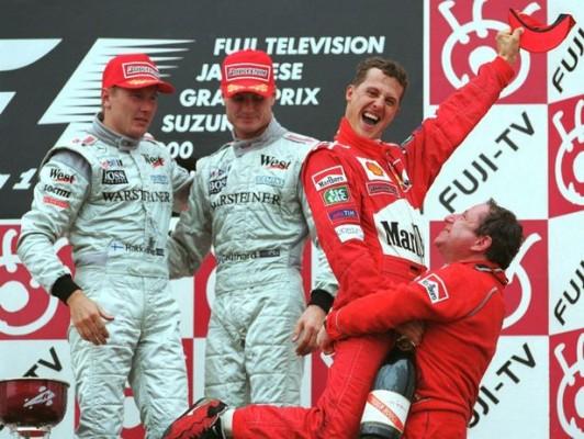 Video: Kako je Michael Schumacher za vedno spremenil Formulo 1