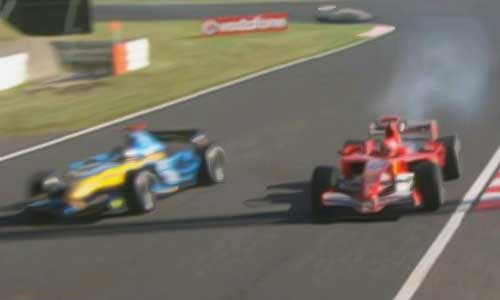 Stella: Schumacher ekstremno hiter, Alonso bolj vsestranski