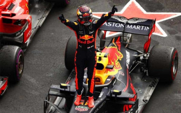 Alonso: V F1 trenutno ni boljšega od Verstappna