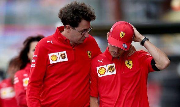 Anketa: Kaj je glavni problem Ferrarija?