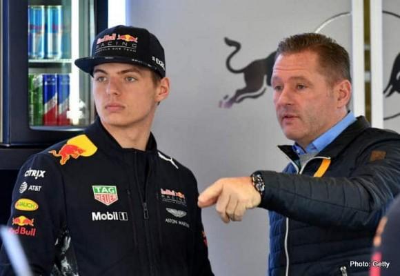 Verstappen: Ferrarijev incident z gorivom ni bila napaka pri računanju