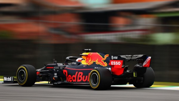 Verstappen s suvereno predstavo na pole position v Braziliji