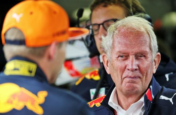 Marko: Obstajajo dobre možnosti, da bo Verstappen tudi leta 2021 dirkal za Red Bull