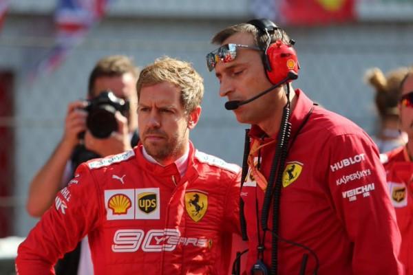 Vettel: Verstappnove obtožbe so neprofesionalne