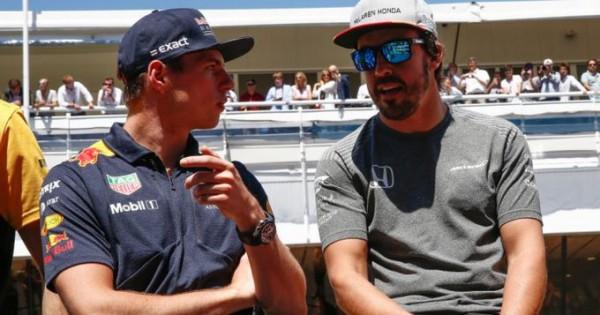 Verstappen: Alonso bi se ob vrnitvi v F1 boril za naslov