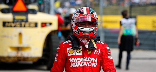 Official: Leclerc in Brazil with new engine and starting point penalty thumbnail