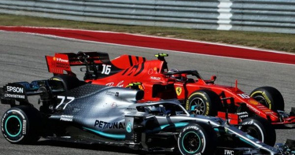 Binotto: Ferrari je proti Mercedesu pridobil 100 konjskih moči