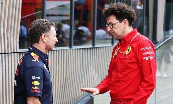 Marko o Ferrariju: Za vsem stoji Mercedes, mi smo samo vprašali FIO