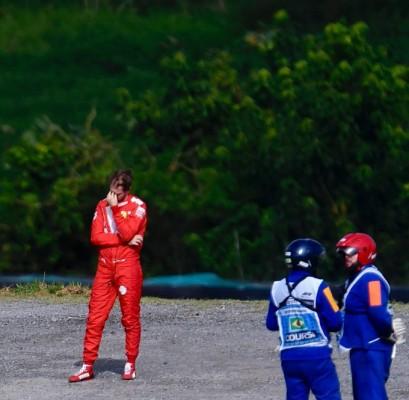 Binotto: Vettel in Leclerc sta škodila Ferrariju