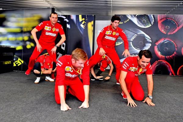 F1 2019: Brazilije - Sao Paulo - 2. prosti trening: V Živo