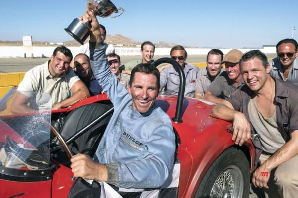 """Recenzija: Ford v Ferrari - """"Le Mans '66"""" (Izzivalca)"""