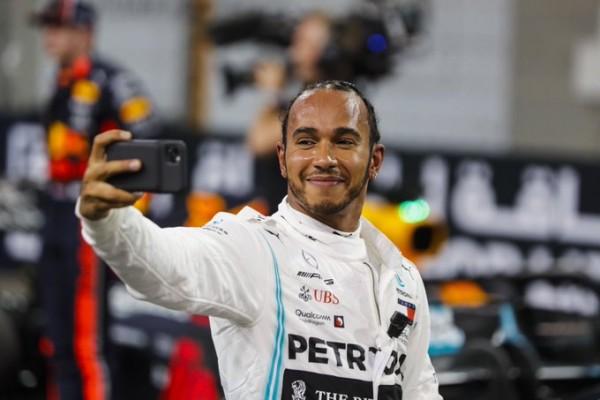 Hamilton: Nisem si mislil, da bom na nov pole čakal tako dolgo