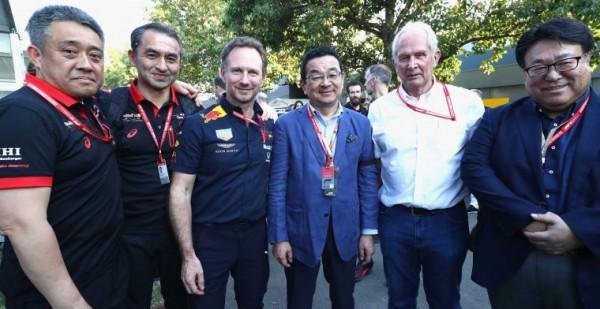 Honda: V sezoni 2020 želimo z Red Bullom postati prvaki Formule 1