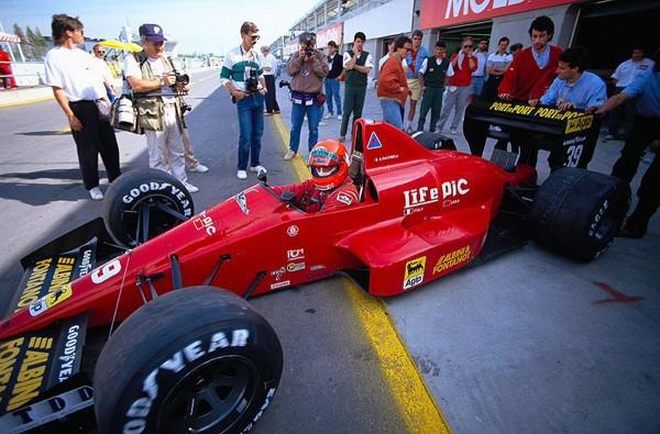 Najslabše ekipe v zgodovini Formule 1: Life F1 team