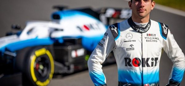 Official: Nicholas Latifi will replace Robert Kubica at Williams thumbnail