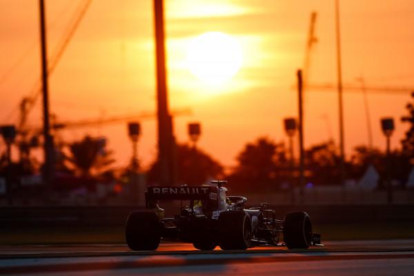 F1 2019: Abu Dabija - Yas Marina - 3. prosti trening: V Živo