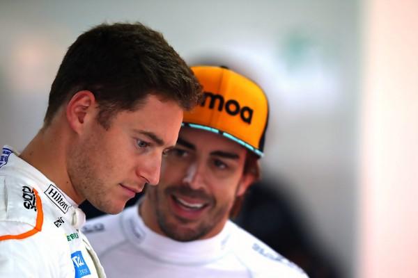 Vandoorne: Pri Mclarnu je imel Alonso privilegiran status