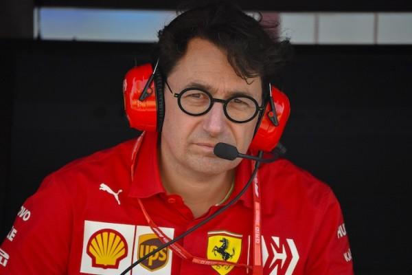 Binotto: Ne zanima me kako ekipo vodi Toto Wolff
