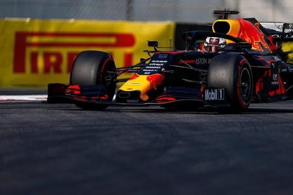 Verstappen tik pred Mercedesoma na zadnjem prostem treningu