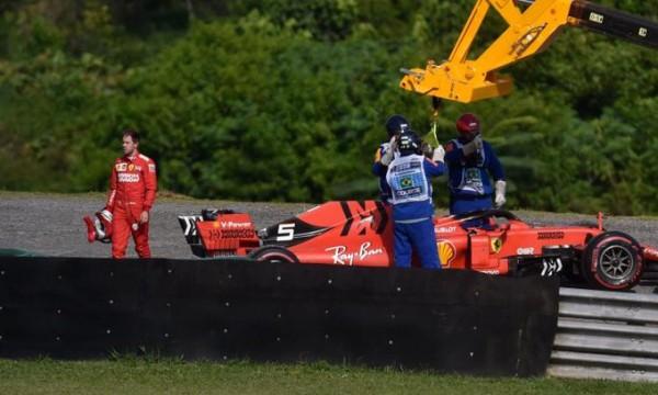 Leclerc: Vettlu sem pustil dovolj prostora