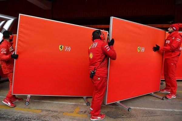 F1 ekipe bodo za skrivanje bolidov kaznovane