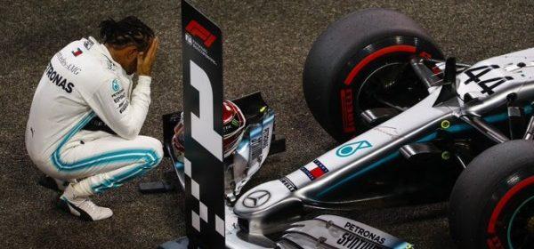Hamilton reached Sizable slam in Abu Dhabi and broke three more records thumbnail
