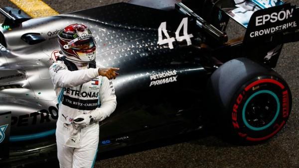Hamilton dominiral v Abu Dabiju, Verstappen potrdil tretje mesto v prvenstvu