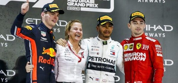 Webber: In 2020, Hamilton, Verstappen and Leclerc will fight for the title thumbnail