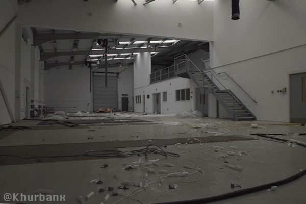 Caterham's F1 factory became a ghost town thumbnail
