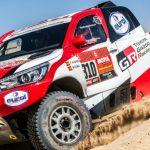 Dakar 2020: Zala na vrhu 1. etape, Alonso 11.