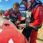 Dakar 2020: Alonso zlomil kolo in izgubil dve uri